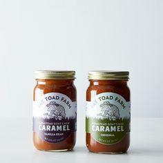 Original & Vanilla Bean Goat's Milk Caramel Sauce (2-Pack)