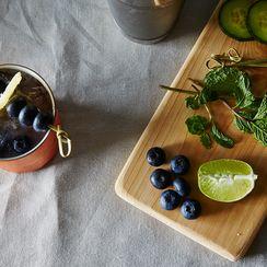 Garden Mule Cocktail