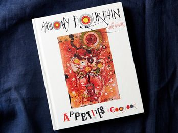 Anthony Bourdain's First Cookbook in Over a Decade is Not What You'd Expect
