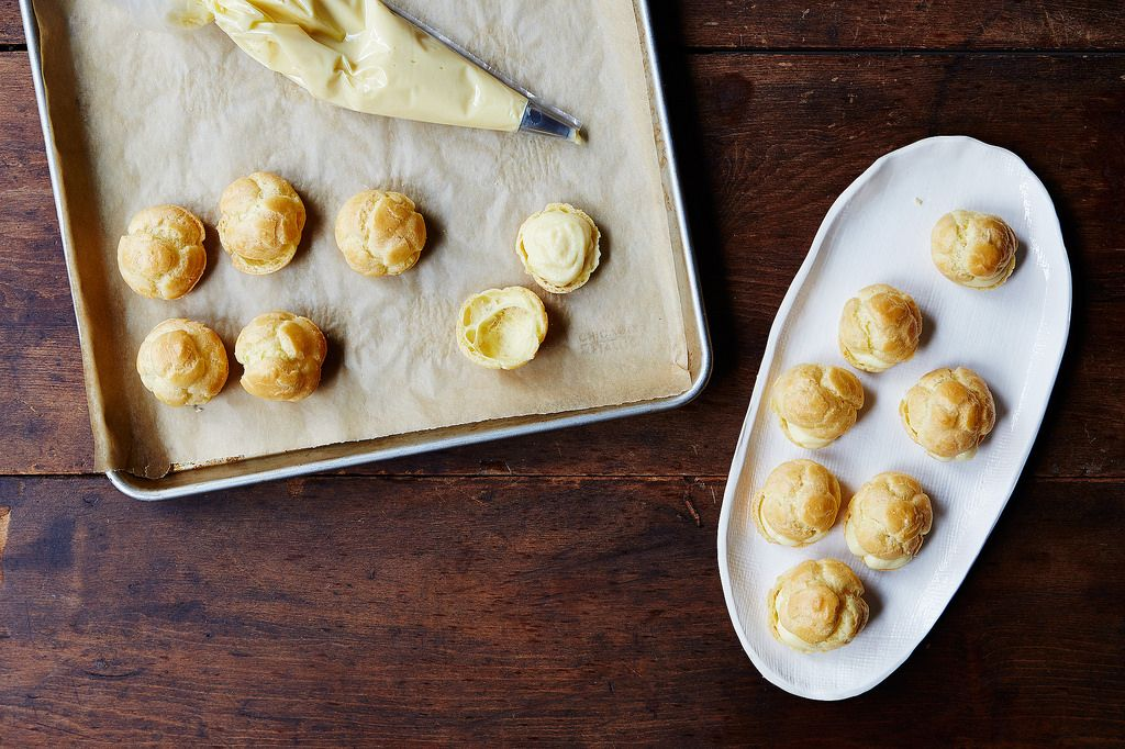 how to make p 226 te 224 choux and crullers