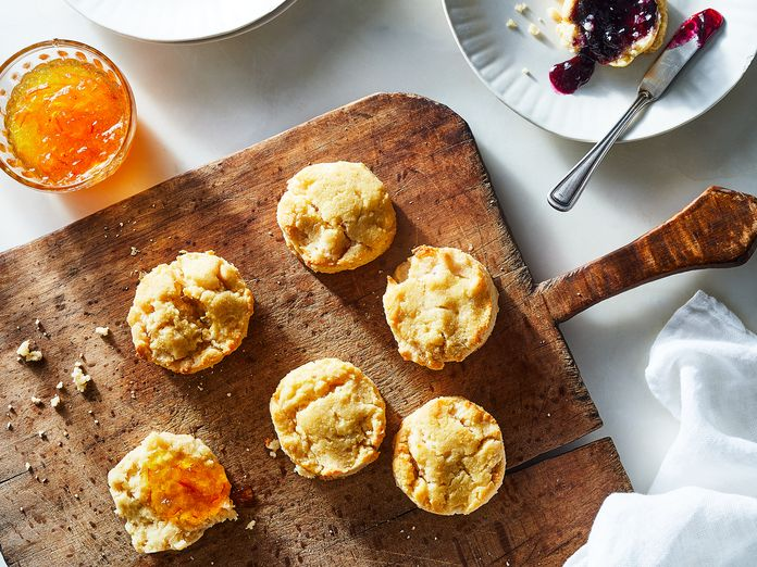 Tender, Fluffy Biscuits Without a Drop of Butter or Flour? Yes, Please.