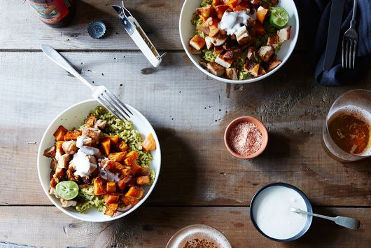 9 Rice Bowl Recipes to Save You From Your Sad Desk Lunch