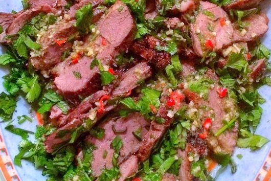 Thai Duck Salad