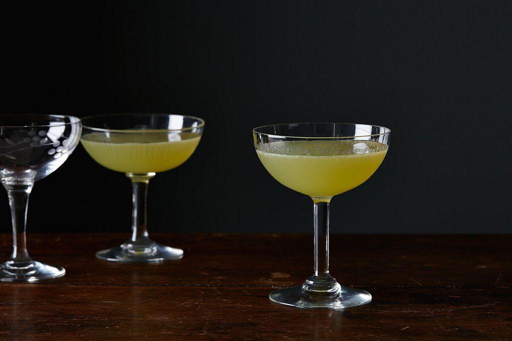 Final Ward cocktail