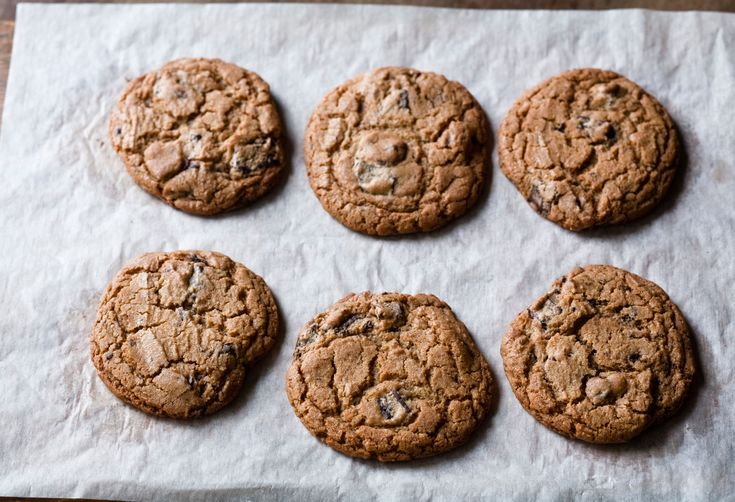 Kim Boyce's Whole Wheat Chocolate Chip Cookies