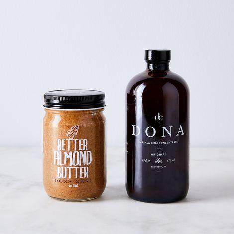 Better Almond Butter x Dona Chai Sampler Set