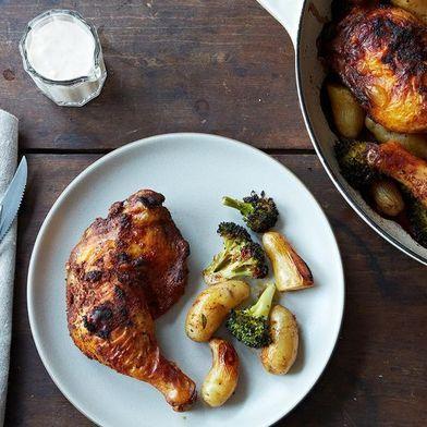 7 Ways to Roast a Chicken