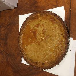 Brown butter pumpkin tart