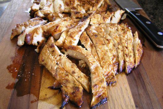 Chicken Fajita Bar Party!