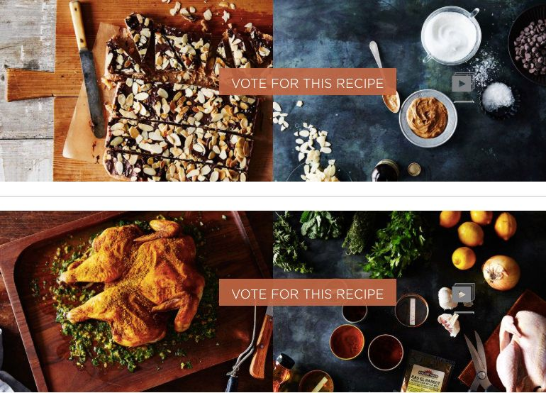 Vote for Your Best Middle Eastern Recipe