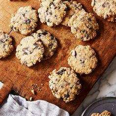 Black Olive Cookies