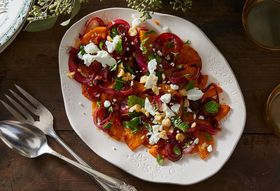 The Genius, Colorful (Make-Ahead!) Butternut Side Thanksgiving Needs