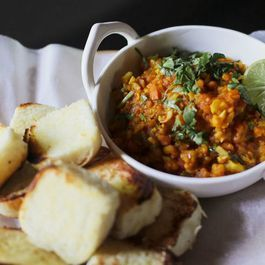 How to Make Pav Bhaji (Spicy Indian Vegetables with Buttery Bread Rolls)