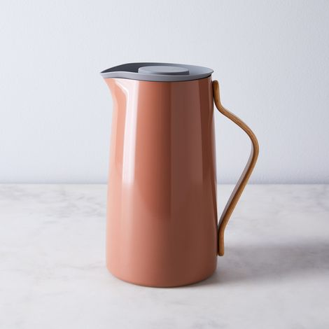 Stelton Pitcher with Beechwood Handle