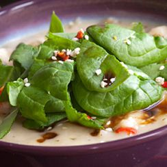 Delicious Anti-Oxidant Soup