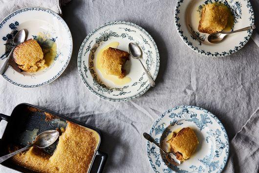 South African Malva Pudding
