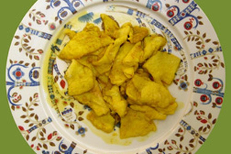 Khagineh - Sugar Omelet