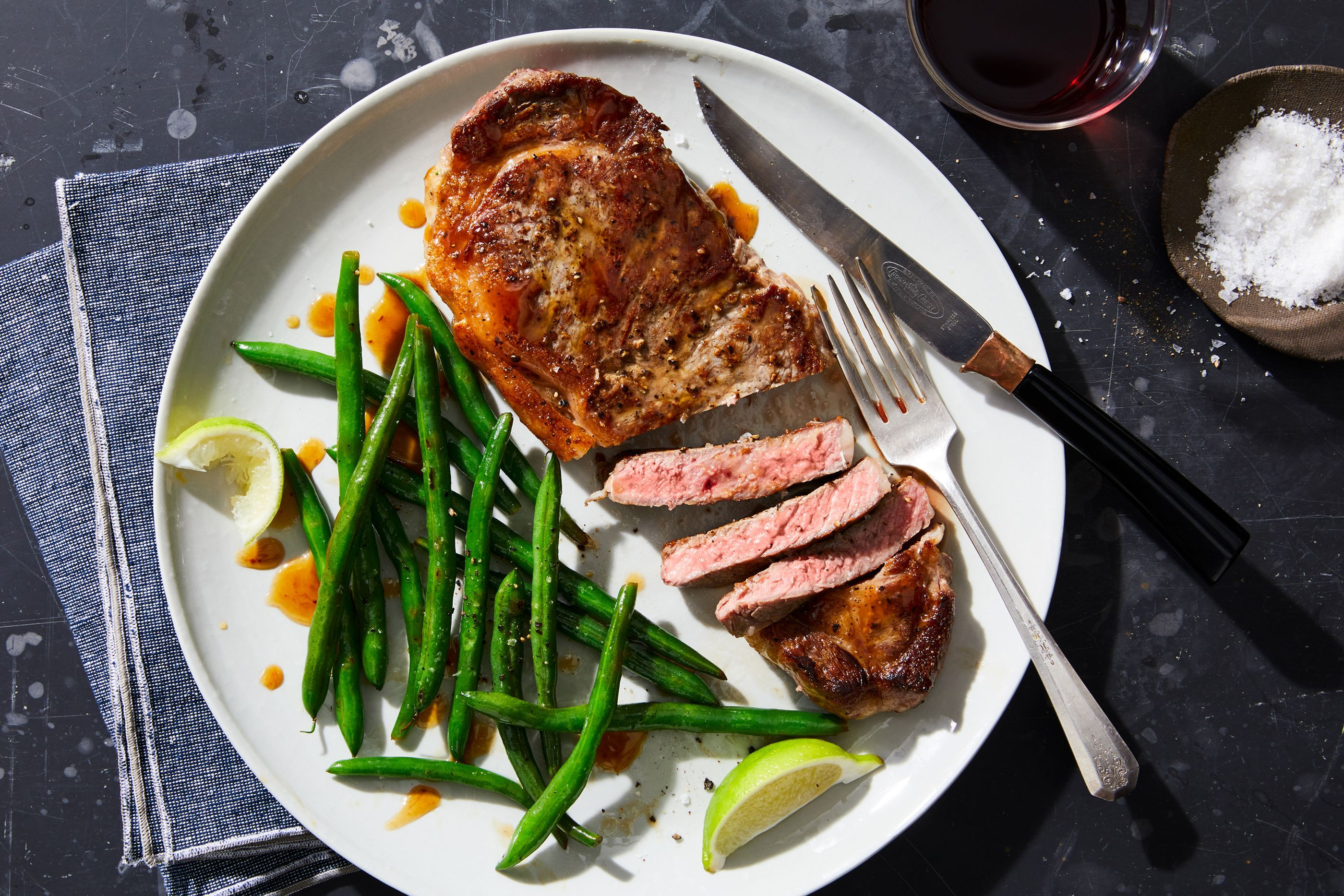 A 5-Minute Steak Dinner for One—for Those Nights When You Just Can't