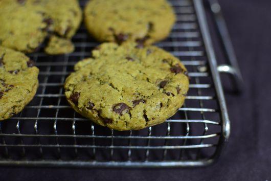 Matcha (Mint) Chip Cookie