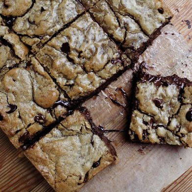Brown Butter Blondies