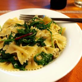 Artichoke Pasta by George