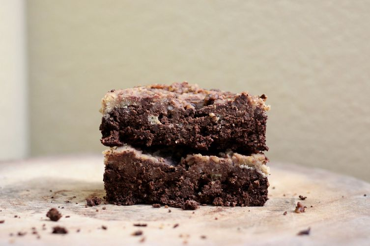 Single Serving Chestnut Brownies