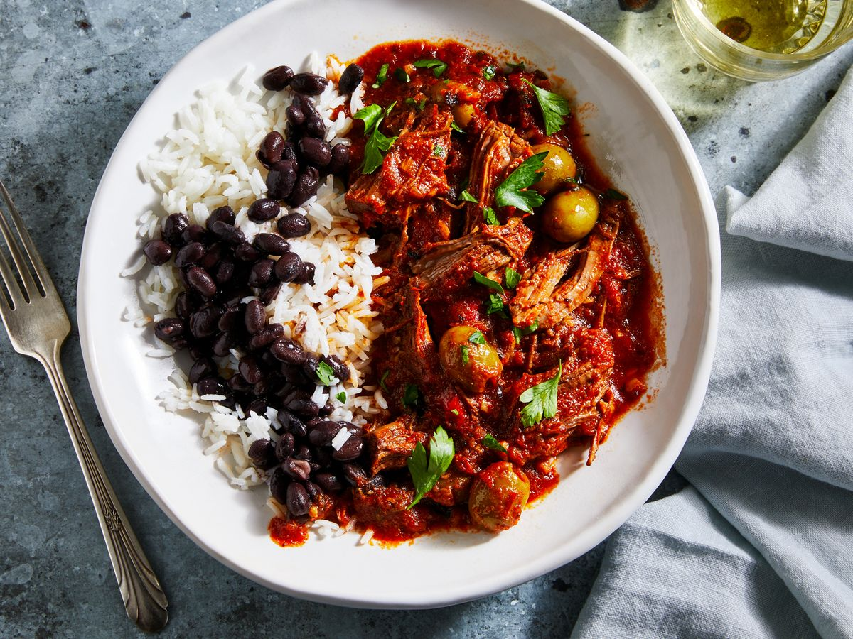 Best Ropa Vieja Recipe How To Make Ropa Vieja Or Old Clothes