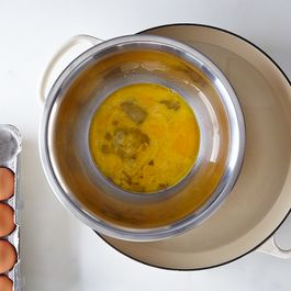 The Better Way to Bring Eggs to Room Temperature