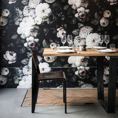 Dark Floral, Ellie Cashman