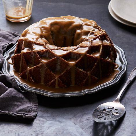 A Unique Vanilla Bundt Cake Recipe With Coriander