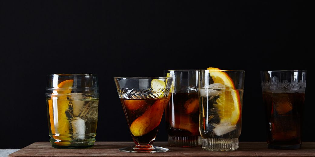 A guide to French & Italian vermouth
