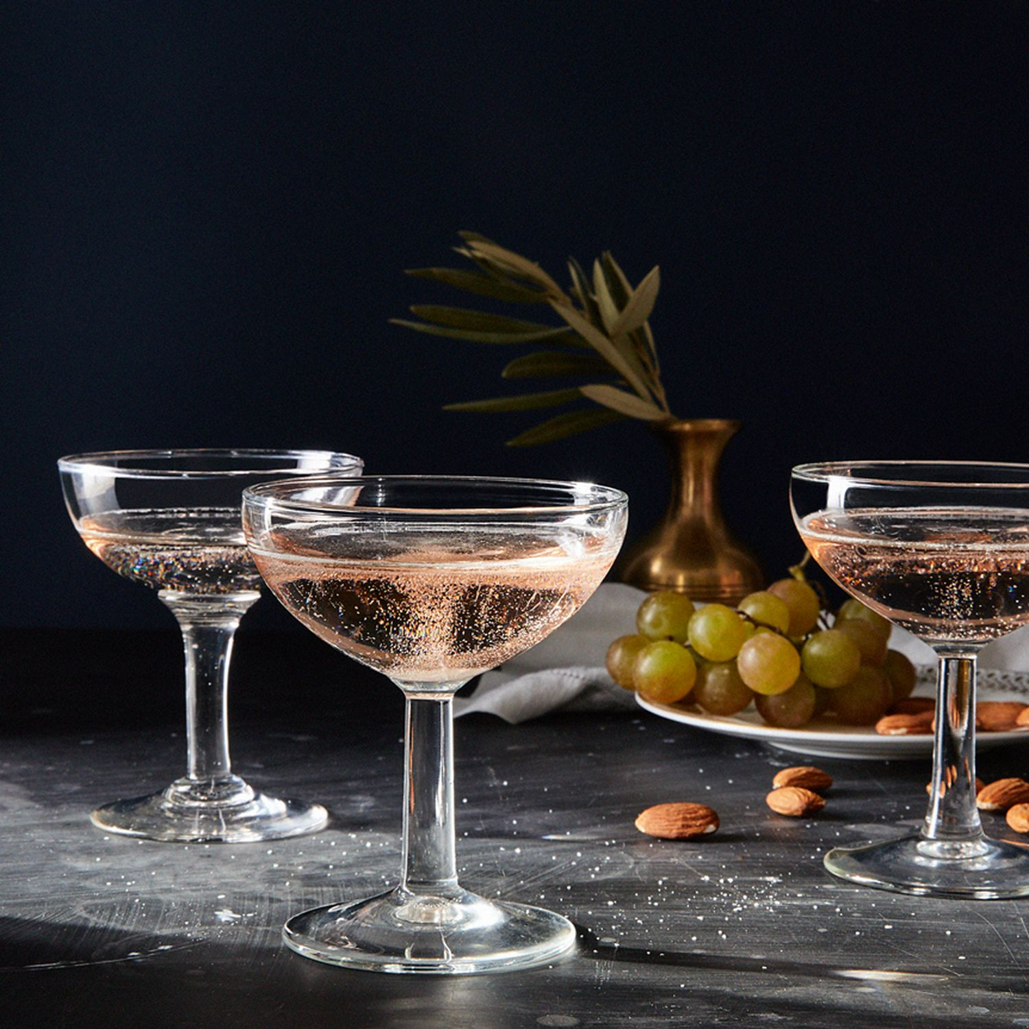 Food52 Vintage French Champagne Coupes Set Of 2 Glasses On Food52