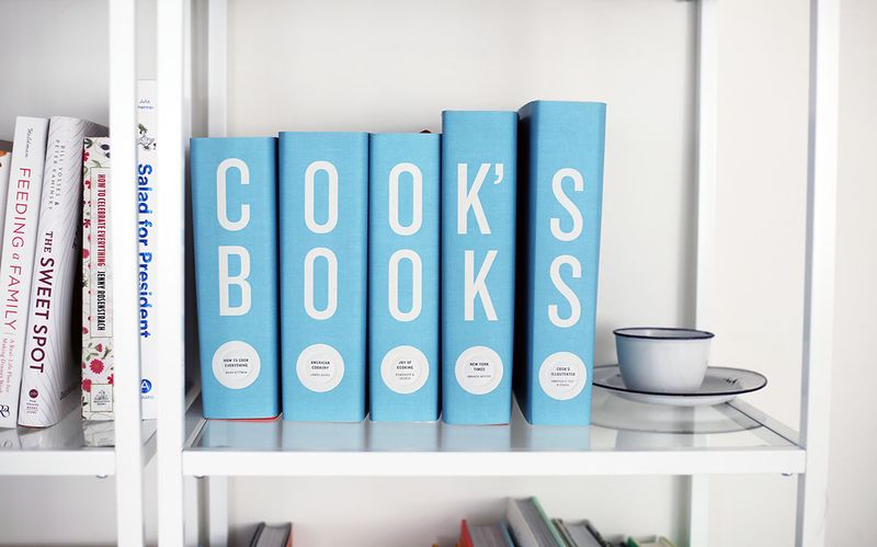 A one stop shop of cookbook greatest hits.