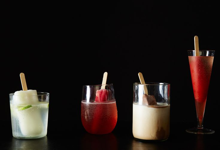 Move Over Boozy Pops: This is Our New Favorite Summer Cocktail
