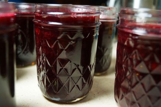 Brandy Old Fashioned Jam