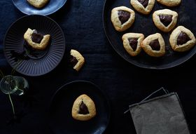 Brownie-Filled Hamantaschen: Not Quite Traditional, Still Extremely Good