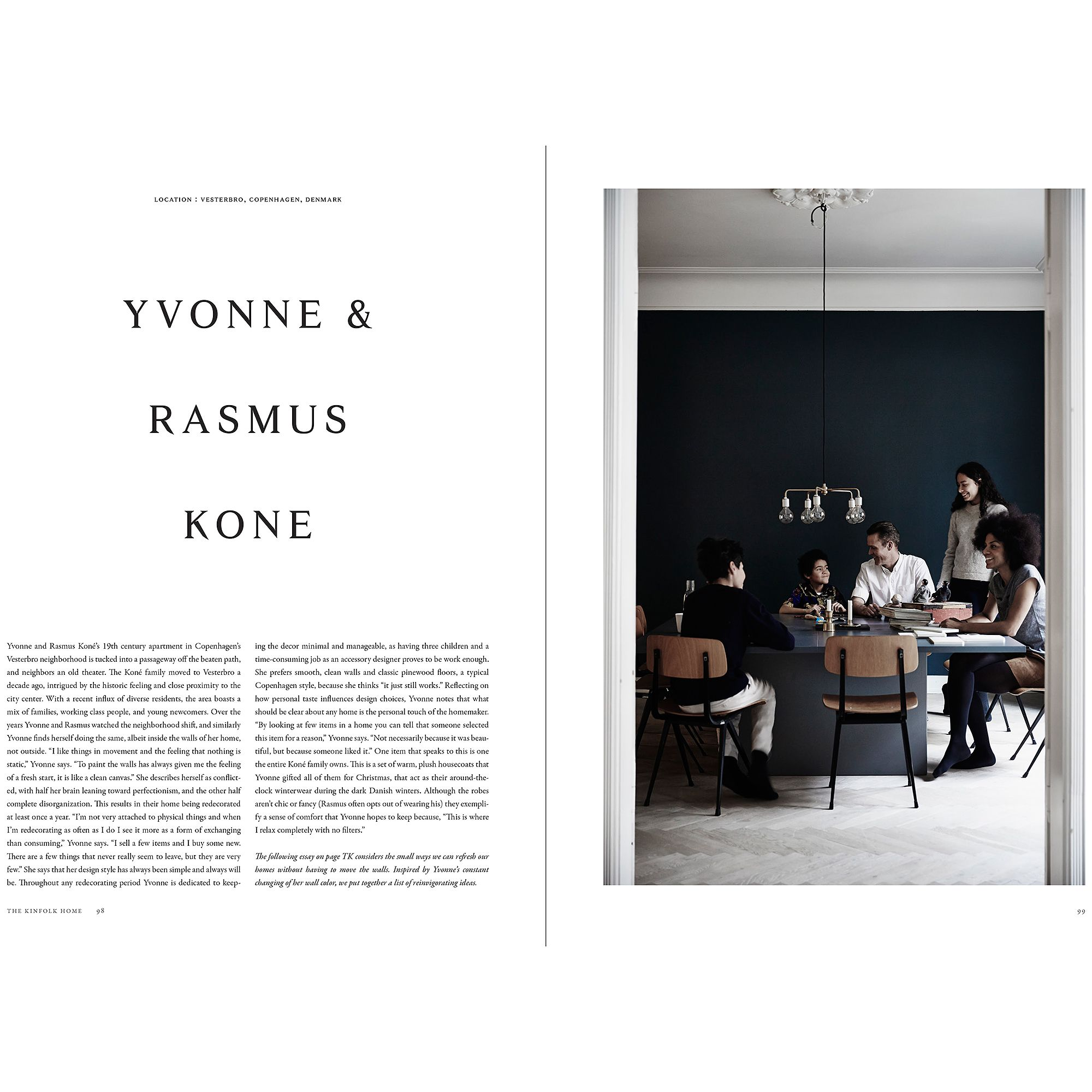 The Kinfolk Home: Interiors for Slow Living, Signed Copy on Food52
