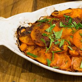Moroccan-Style Sweet Potatoes Anna