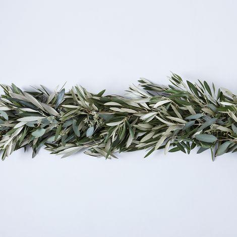 Olive & Eucalyptus Garland