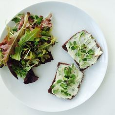 Spring Tartines + A Cashew Cheese Primer