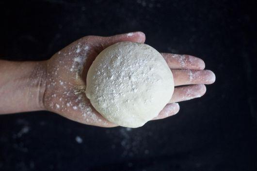 Seventy-Two Hour Pizza Dough