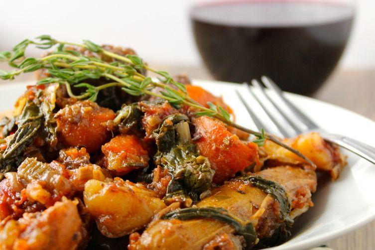 Saucy Slow Braised Stew