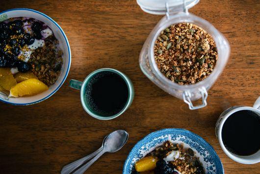 Nut + Seed Granola