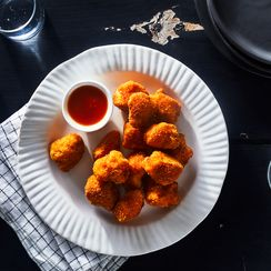 Pickle-Brined Chicken Nuggets