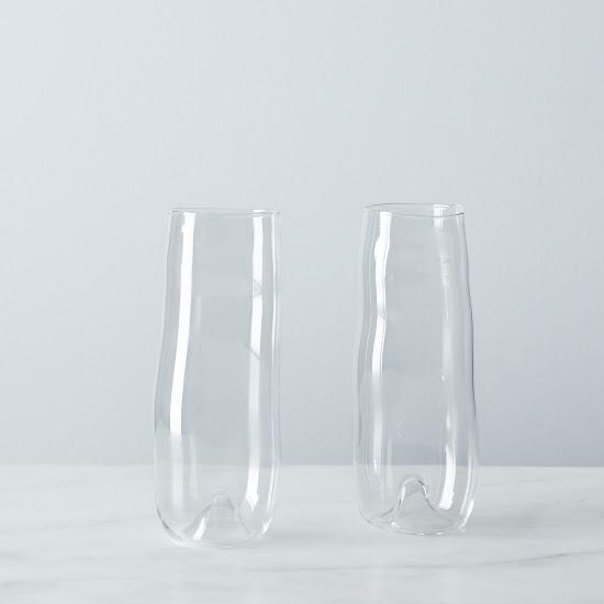Prosecco Glasses Set of 2