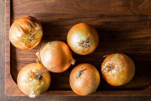 The Right Way to Store Onions