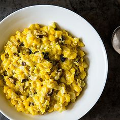 Kevin Gillespie's Creamless Creamed Corn