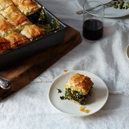 "Nelly's ""Greek Festival"" Spanakopita"