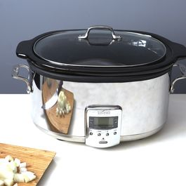 Slow Cooker by Christy Hale McKenna