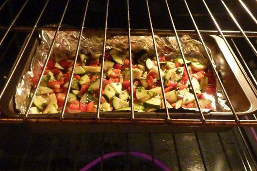 French Lentil and Barley Summer Salad